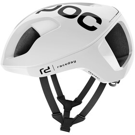 POC Ventral Spin Kask rowerowy, hydrogen white raceday